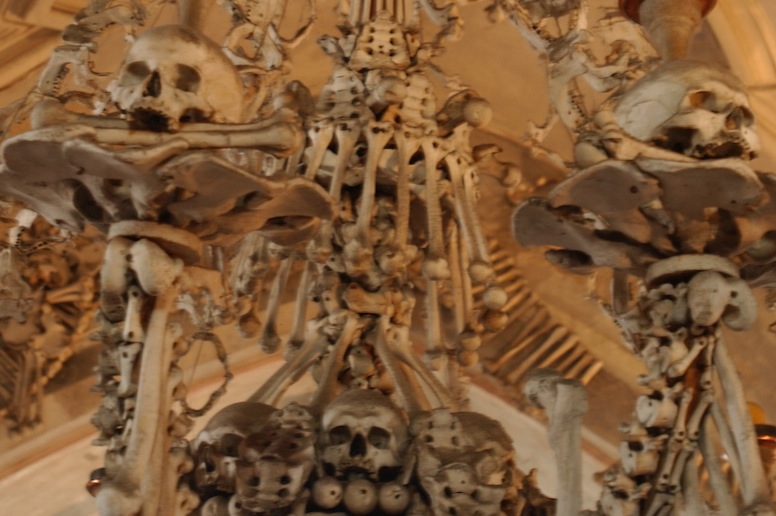 Kutn� Hora (with Bone Church)