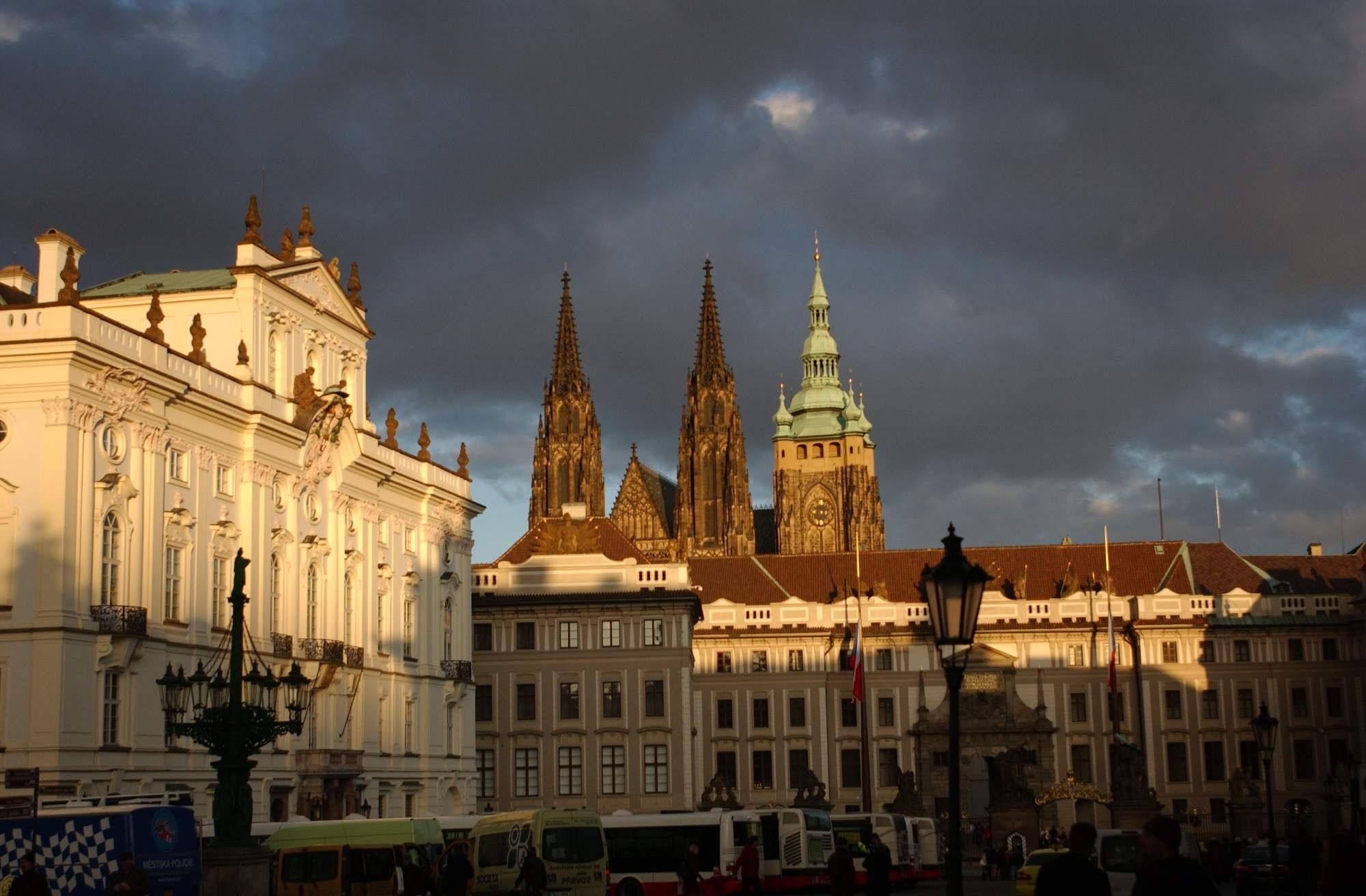 Prague castle information for Special places to stay prague
